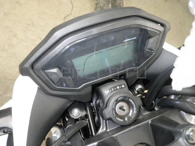 Honda cb 400 f 2014 новый (25)