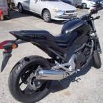 Мотоцикл Honda NC700S