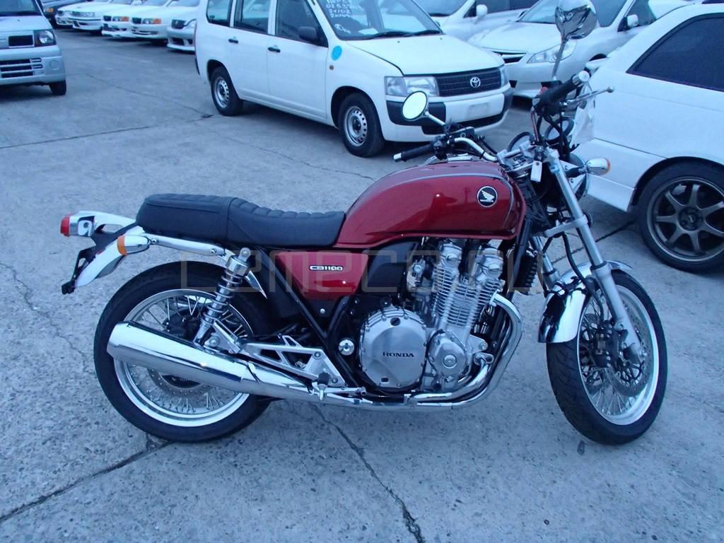 Отзыв: Александр — Honda CB 1100 EX