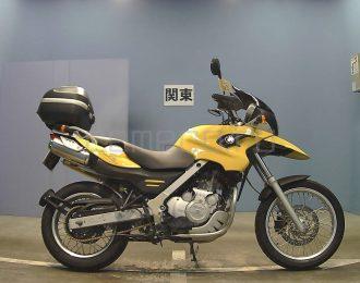 Мотоцикл BMW F 650 GS