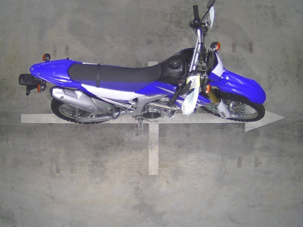 Мотоцикл Yamaha WR250R (5)
