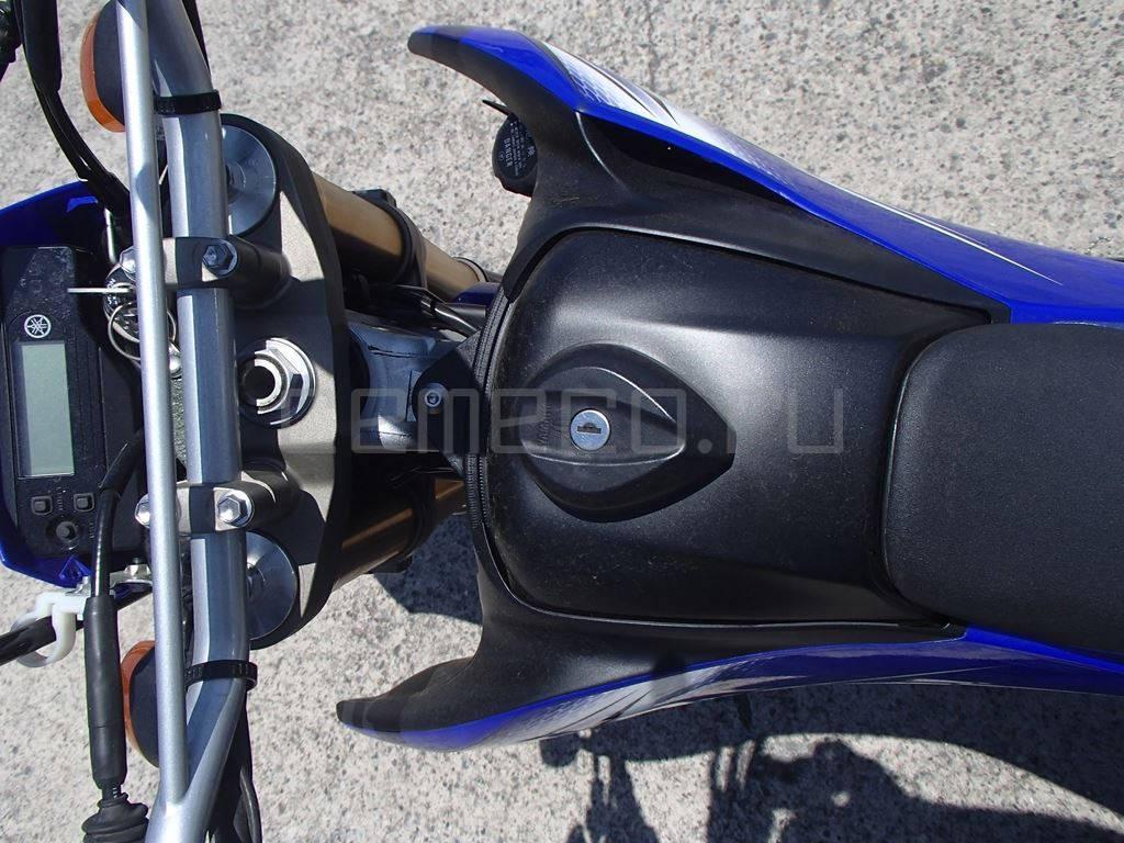 Мотоцикл Yamaha WR250R (9)