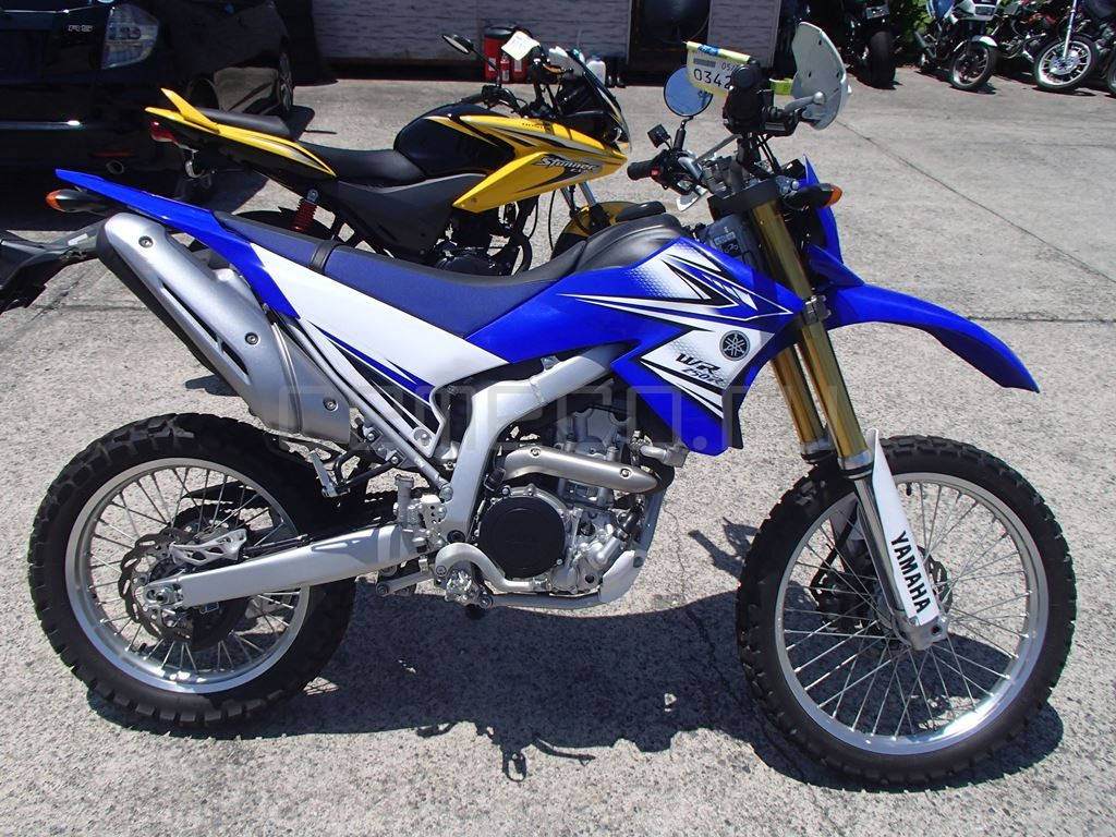 Мотоцикл Yamaha WR250R (2)
