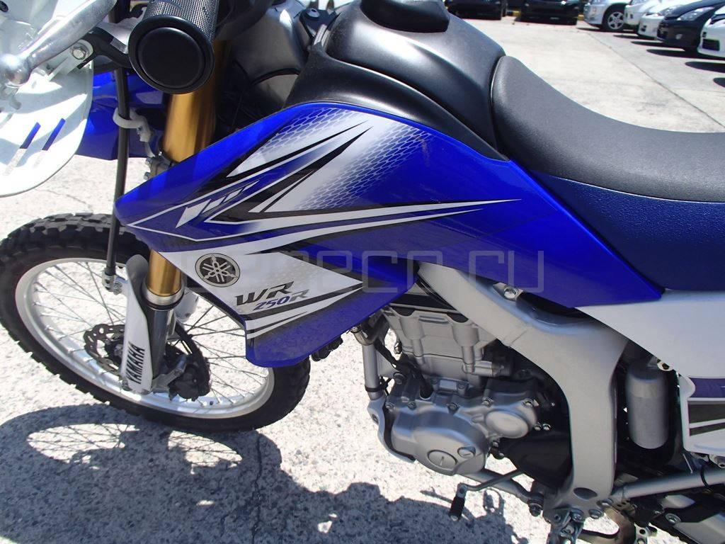 Мотоцикл Yamaha WR250R (19)