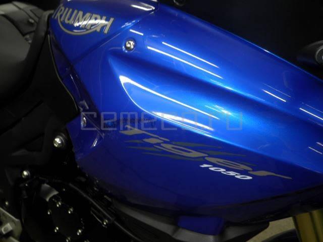 Мотоцикл Triumph Tiger 1050 (16)