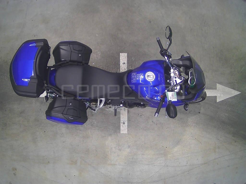 Мотоцикл Triumph Tiger 1050 (5)