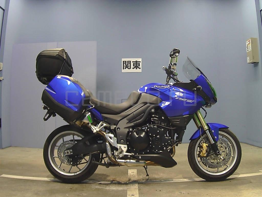 Мотоцикл Triumph Tiger 1050 (1)