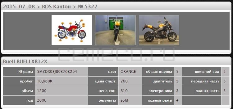 Buell XB12X (4-)