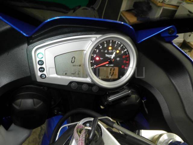 Мотоцикл Triumph Tiger 1050 (23)