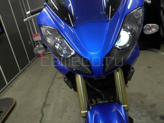 Мотоцикл Triumph Tiger 1050 (24)