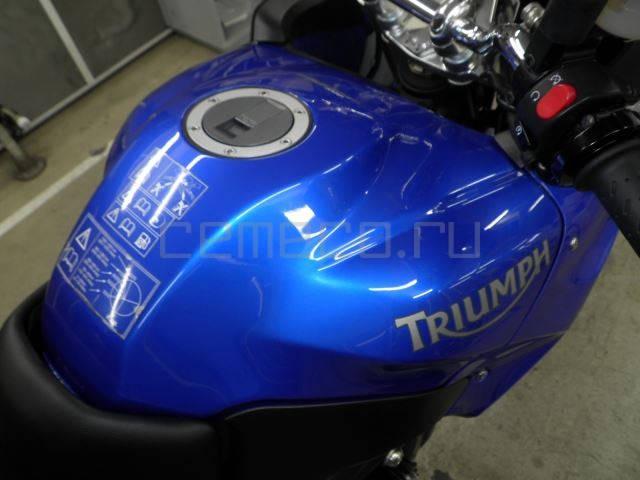 Мотоцикл Triumph Tiger 1050 (17)