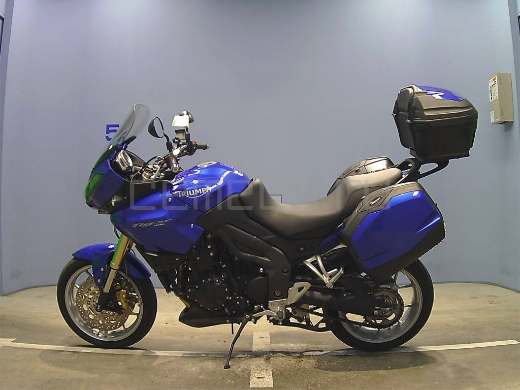 Мотоцикл Triumph Tiger 1050 (2)