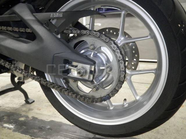 Мотоцикл Triumph Tiger 1050 (21)