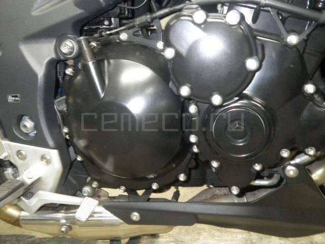 Мотоцикл Triumph Tiger 1050 (7)