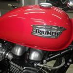 Triumph Thruxton 2015