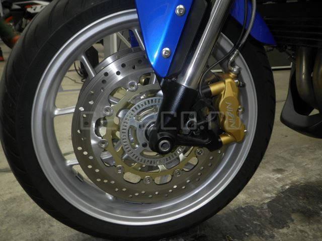 Мотоцикл Triumph Tiger 1050 (11)