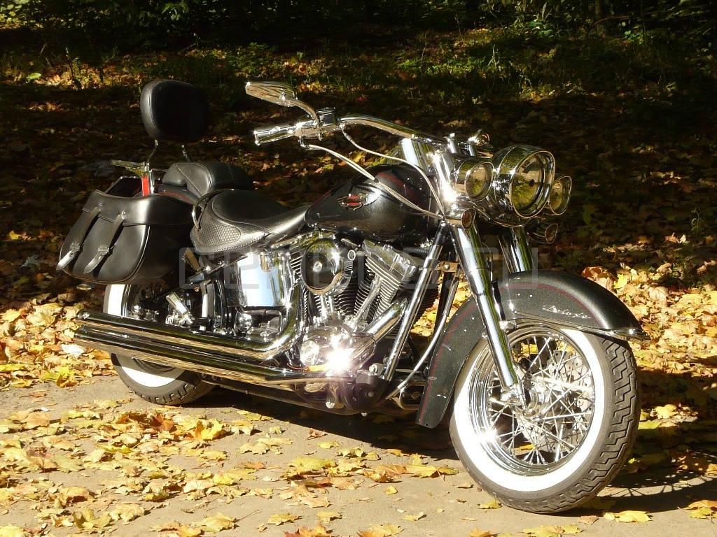 Harley-Davidson FLSTN Softail Deluxe (5)