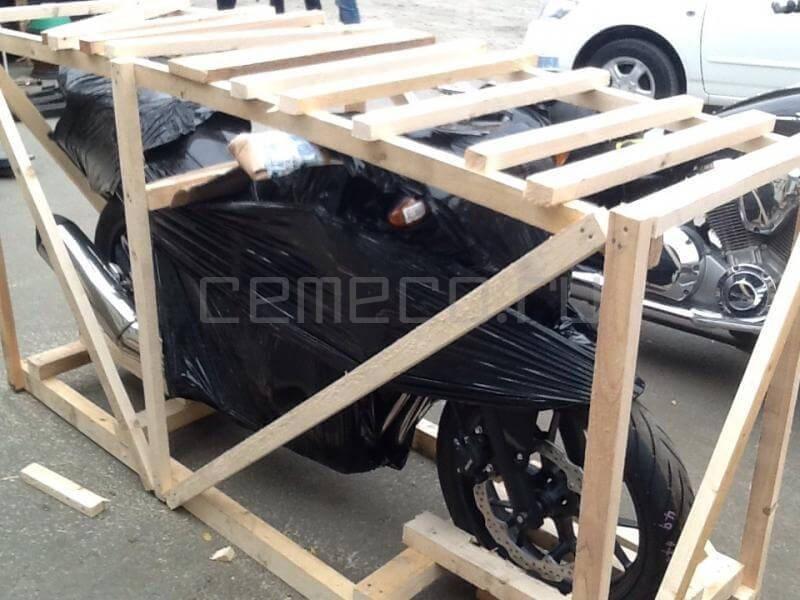 Отзыв: Роман — Honda CB400F (новая)