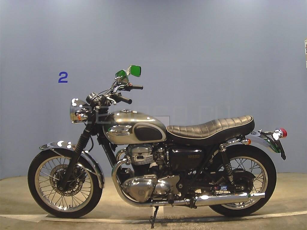 Kawasaki w650 2003 (2)