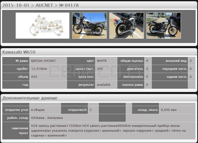 Kawasaki w650 (5)