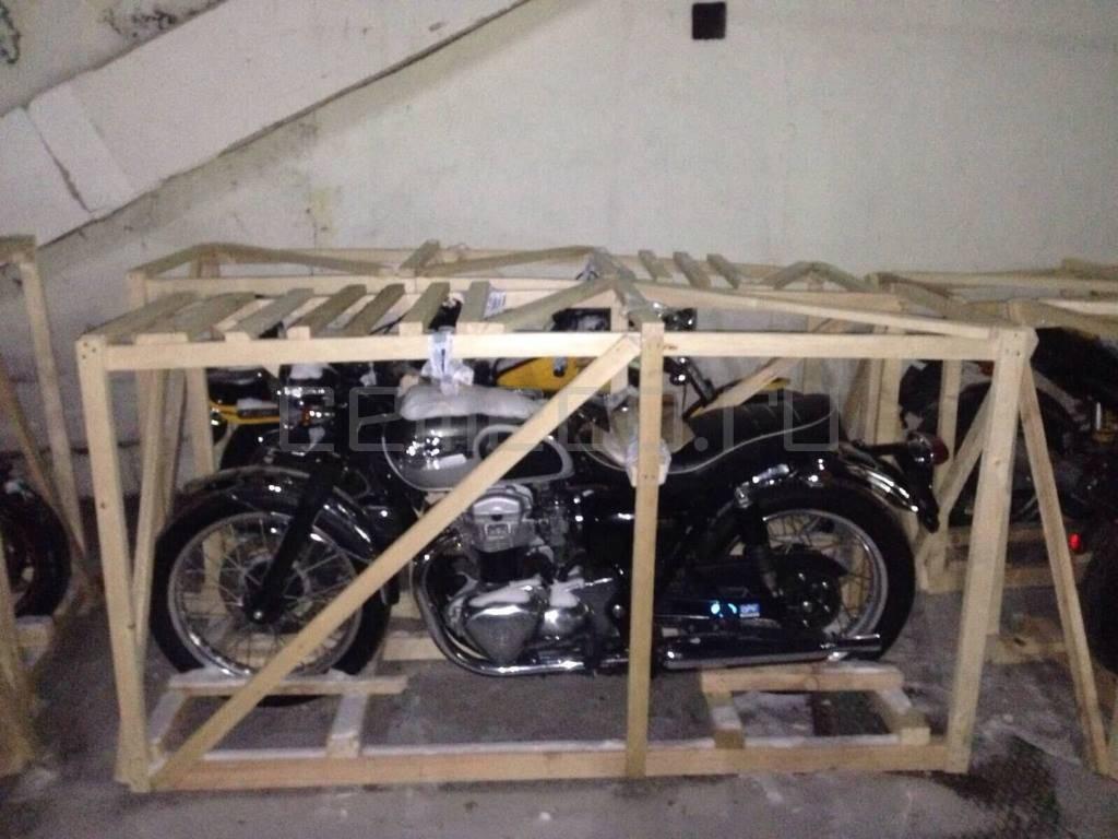 Отзыв: Андрей — Kawasaki W650