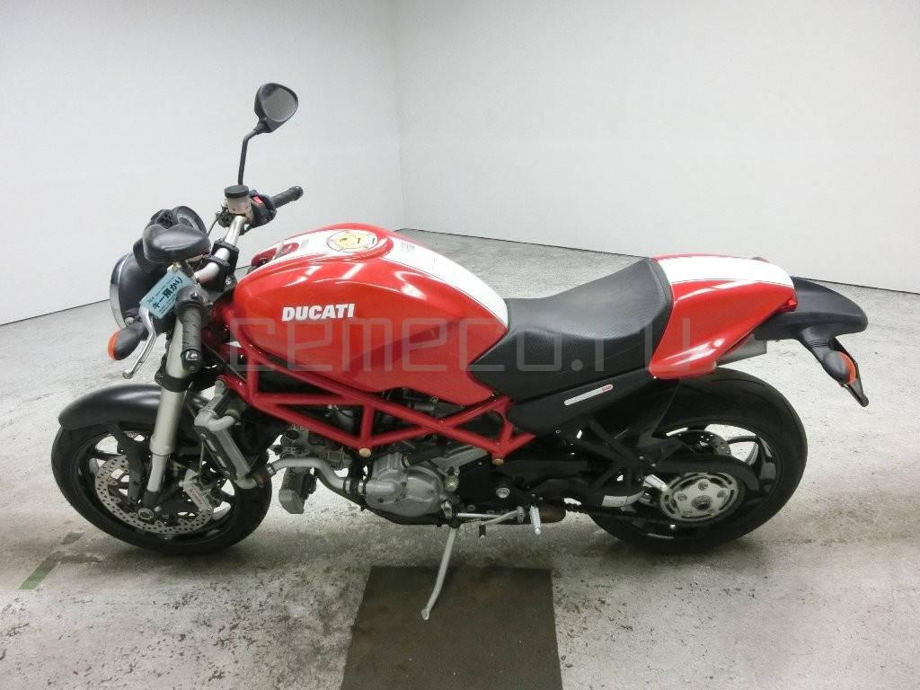 Ducati Monster S4R TESTASTRETTA (6706км) (2)
