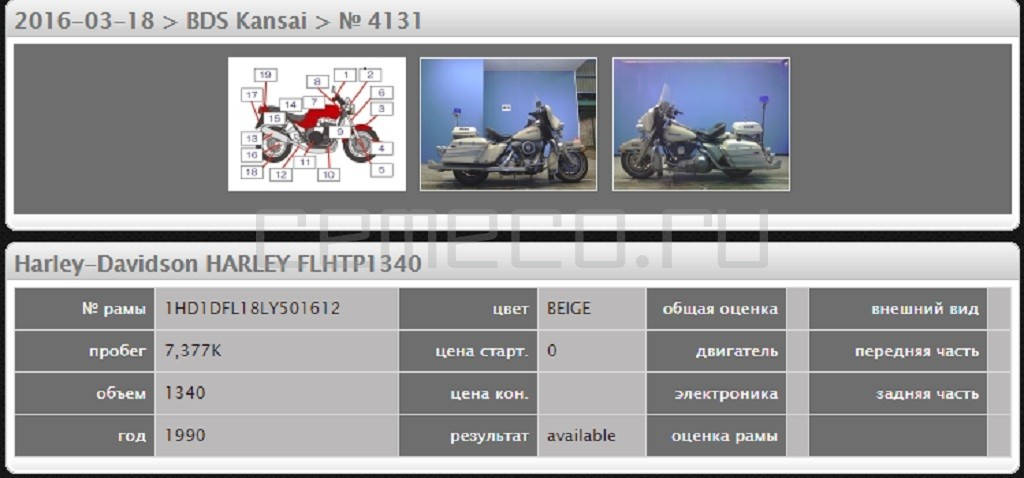 Harley-Davidson FLHTP Electra Glide Police (11)