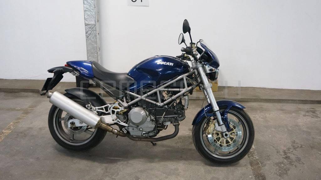 Ducati Monster 1000 SIE (1)