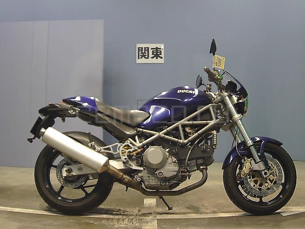 Ducati Monster 1000 SIE (11121км) (1)