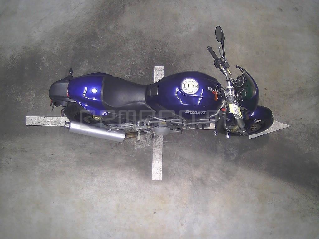 Ducati Monster 1000 SIE (11121км) (3)