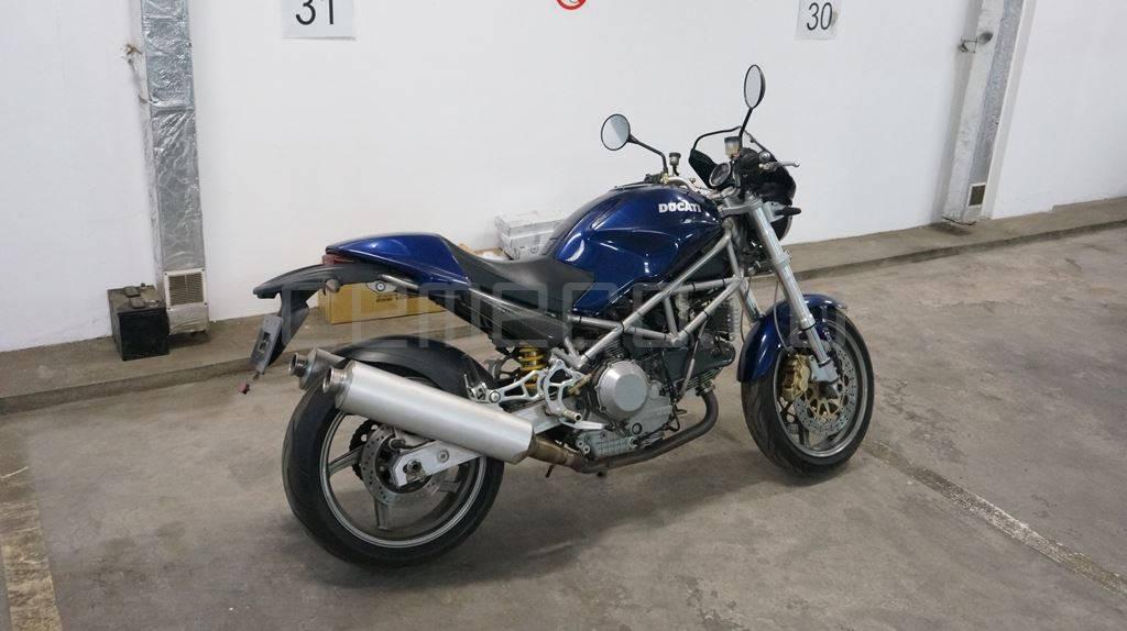 Ducati Monster 1000 SIE (3)