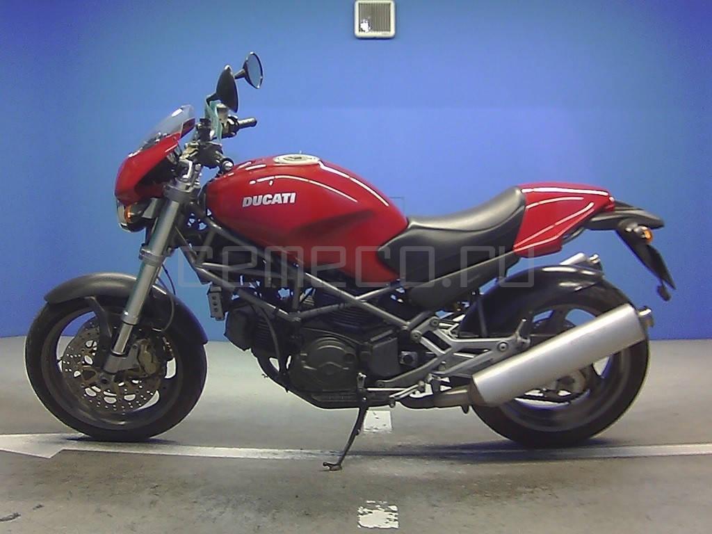 Ducati Monster 900 SIE (2)