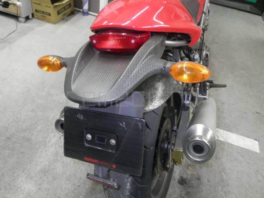 Ducati Monster 900 SIE (24)