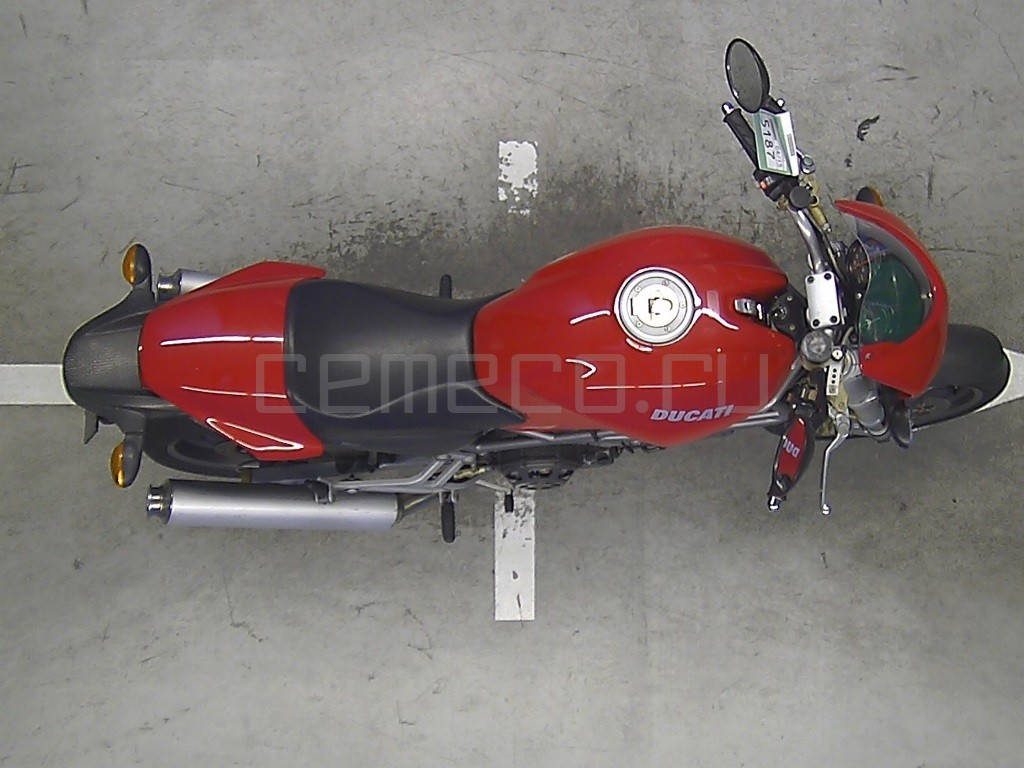 Ducati Monster 900 SIE (3)
