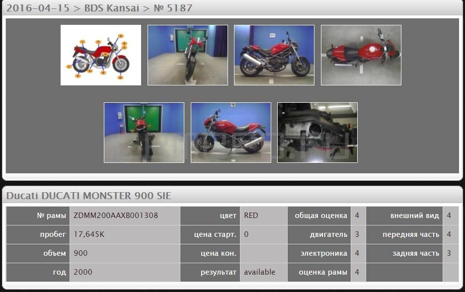 Ducati Monster 900 SIE (6)