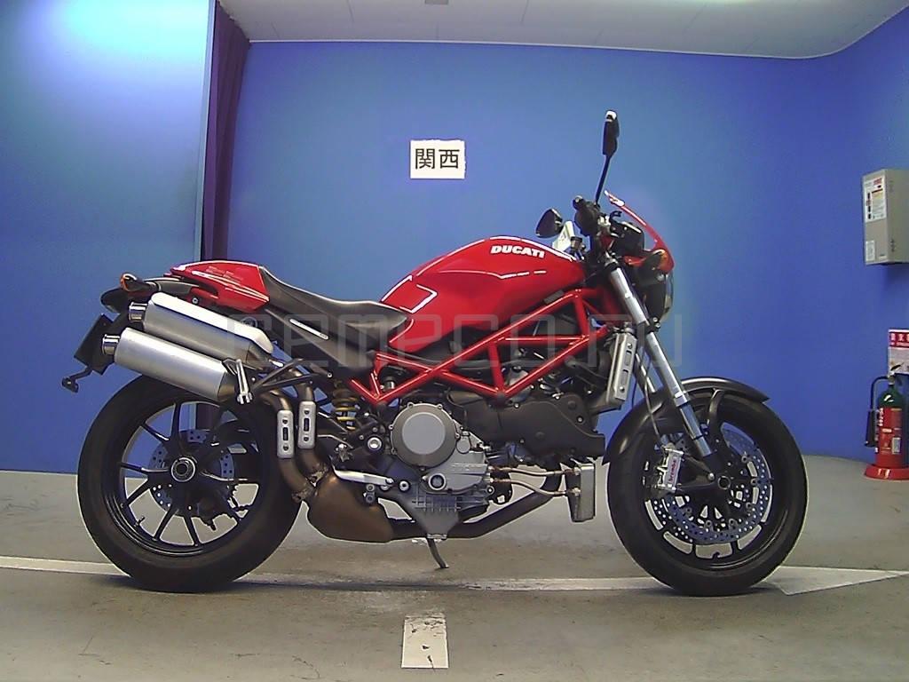 Ducati Monster S4R TESTASTRETTA (18590км) (1)