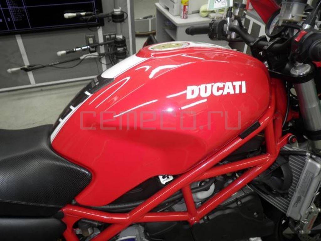 Ducati Monster S4R TESTASTRETTA (18590км) (15)