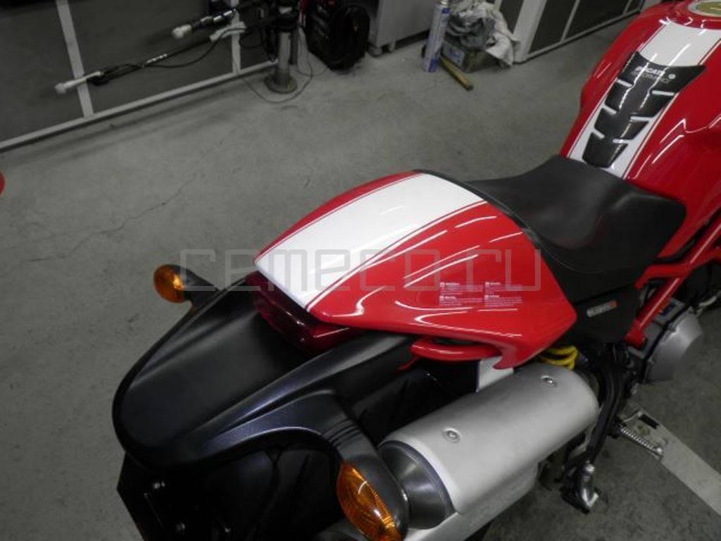 Ducati Monster S4R TESTASTRETTA (18590км) (16)
