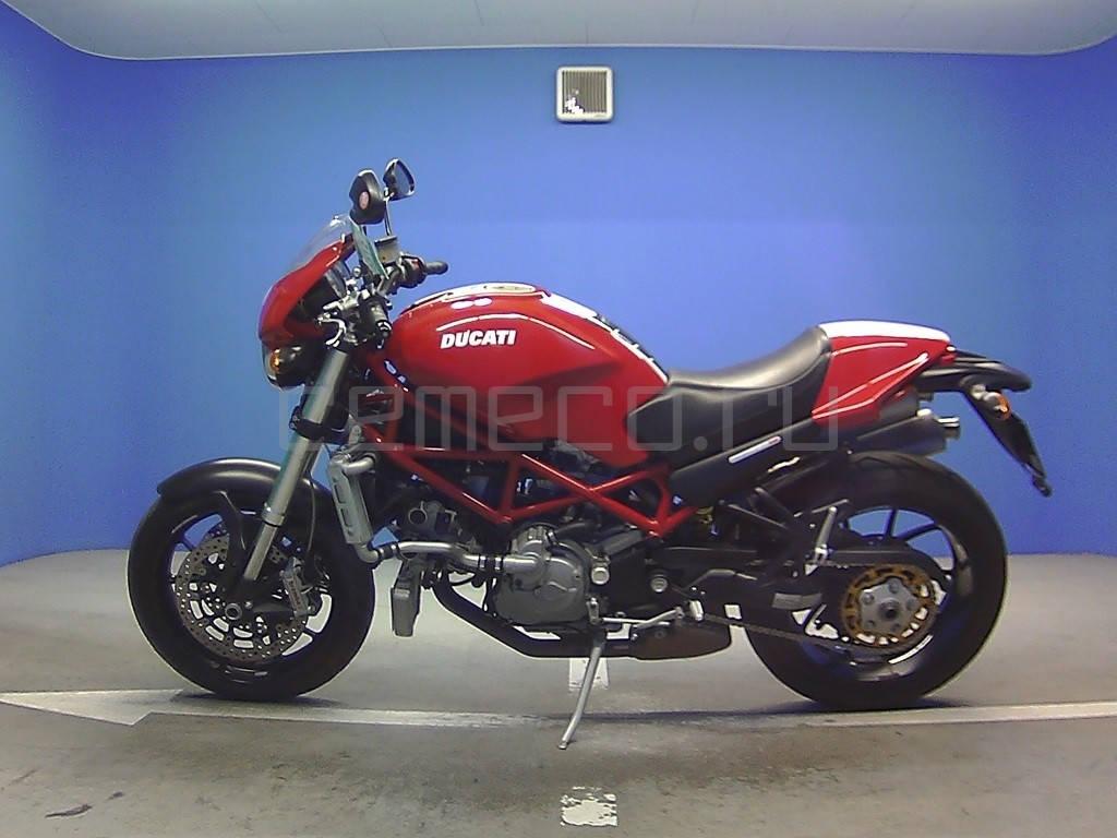 Ducati Monster S4R TESTASTRETTA (18590км) (2)