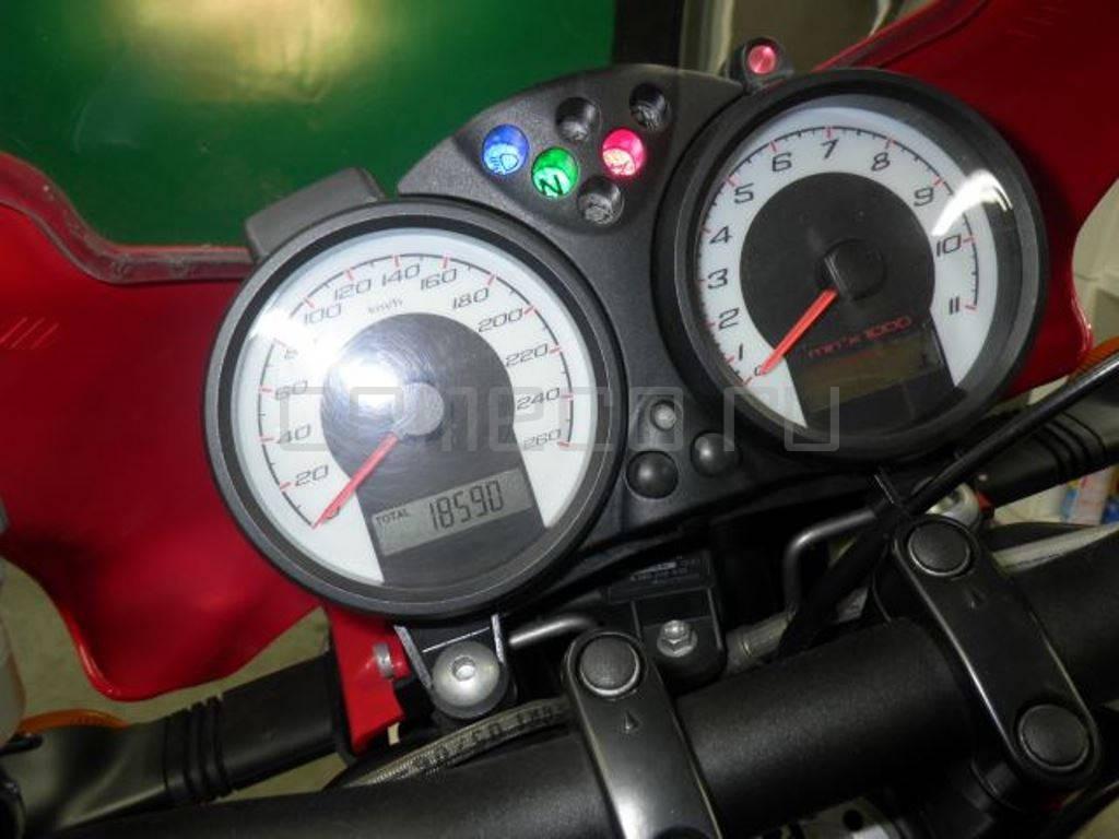 Ducati Monster S4R TESTASTRETTA (18590км) (23)