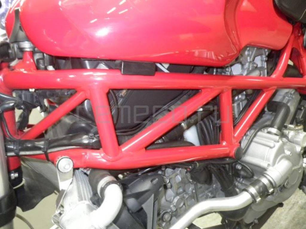 Ducati Monster S4R TESTASTRETTA (18590км) (25)