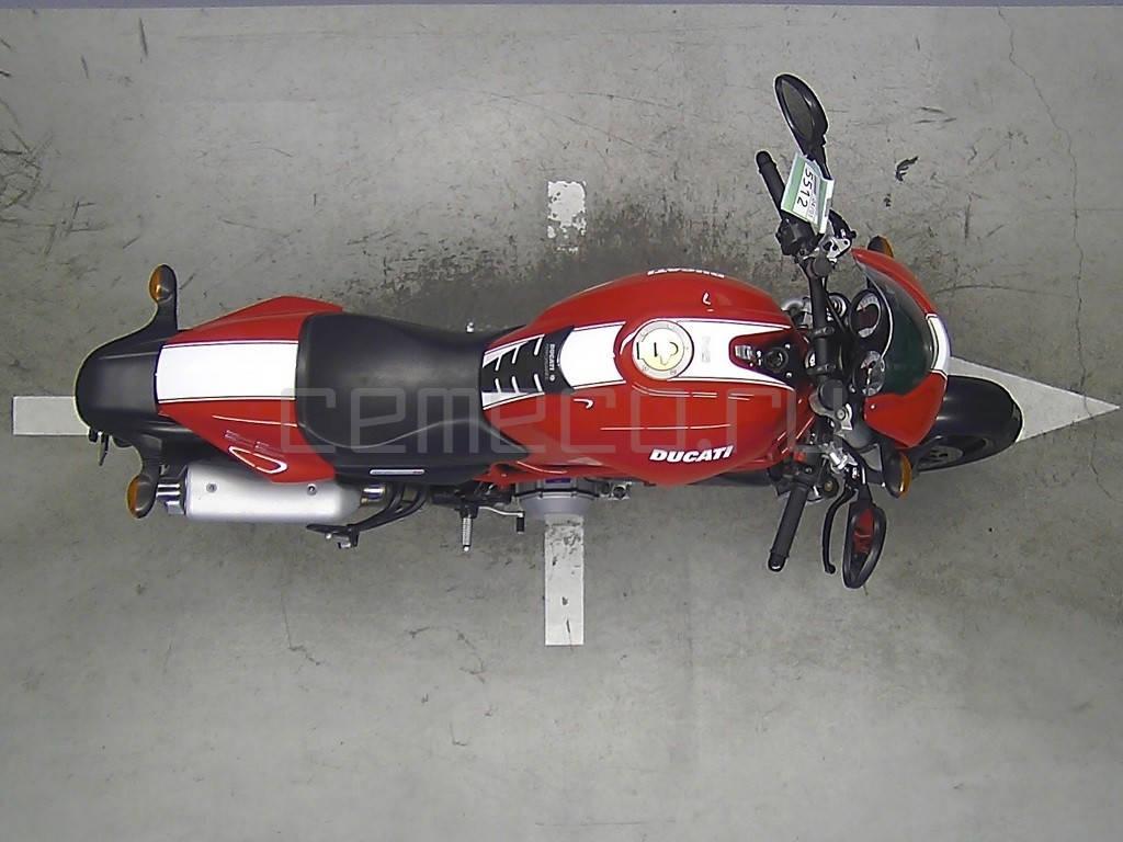 Ducati Monster S4R TESTASTRETTA (18590км) (3)