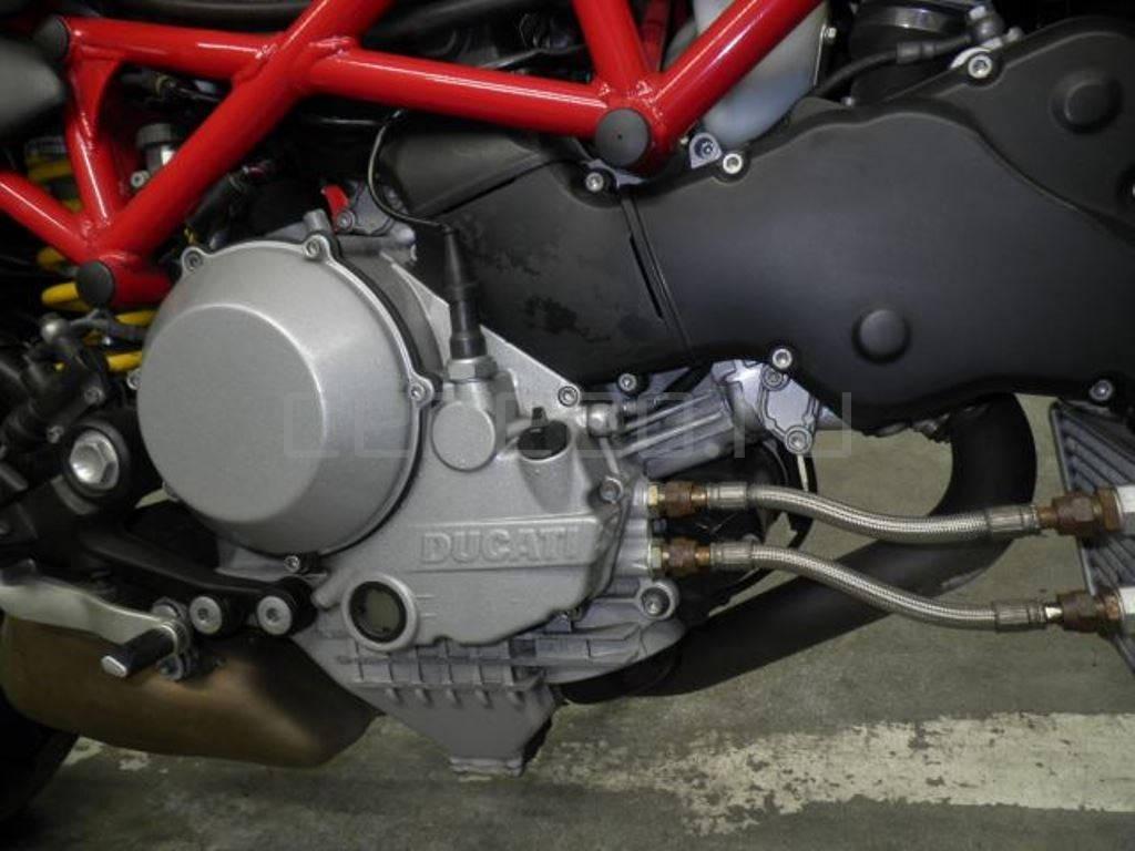 Ducati Monster S4R TESTASTRETTA (18590км) (7)