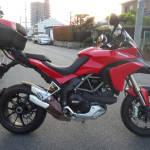 Ducati Multistrada 1200 (10260км) (1)