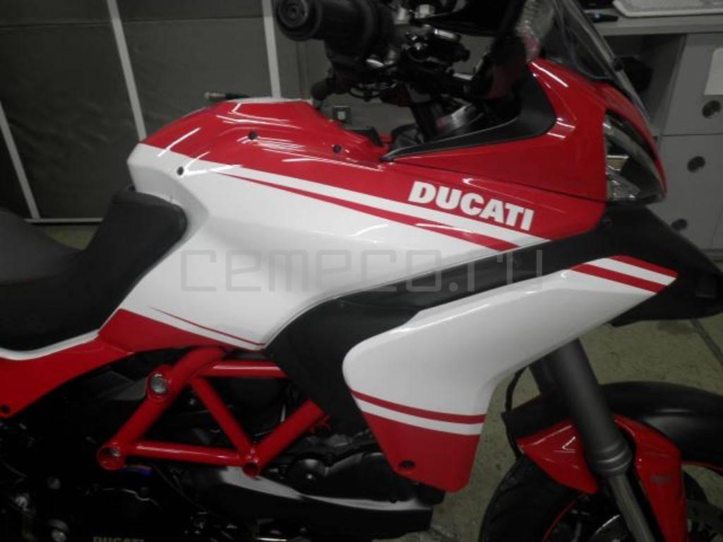 Ducati Multistrada 1200 S Pikes Peak 2012 (17)