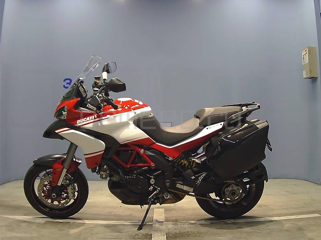 Ducati Multistrada 1200 S Pikes Peak 2012 (2)