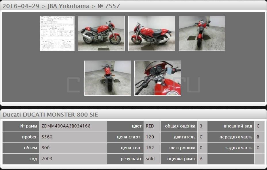 Ducati Monster 800 SIE (7)