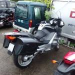 Мотоцикл BMW R1200RT (11385км)
