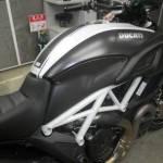 Ducati Diavel Carbon White 2014 (22)