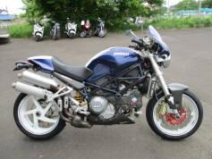 Ducati Monster S4R (1000км) (3)